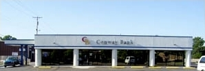 conway bank wichita branch location